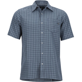 Marmot M's Eldridge SS Shirt Steel Onyx